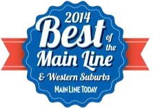 Announcing our Best of the Main Line Award for 2014